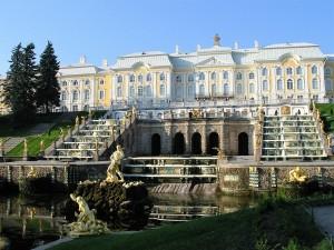 Rusko: Petrodvorce