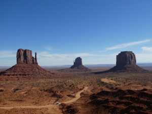 USA: Monument Valley
