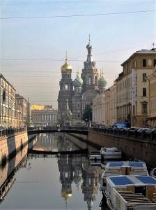 Rusko: Petrohrad